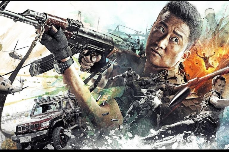 Wu Jing is on fire and magnetise more hollywood cooperation after Wolf Warriors 2 hit