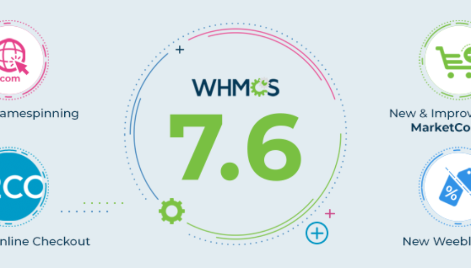 WHMCS v7.6.1 Nulled original download and happy version authorized installation