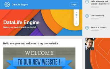 DataLife Engine v13.0 – A Content Management System