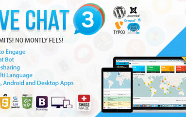 Live Support Chat v3.7 – Live Chat 3