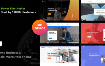Businext v1.1.3 – Supreme Businesses and Financial Theme