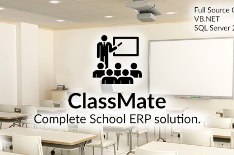 ClassMate – Complete School ERP solution