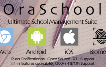 Ora School Suite v5.0 – Ultimate school management system