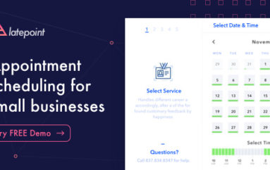 LatePoint v1.3.5 – Appointment Booking & Reservation plugin