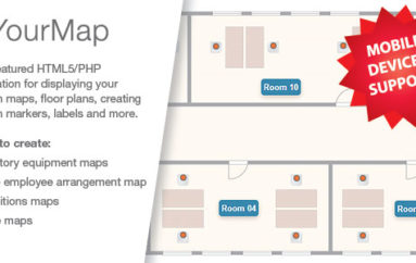 YourMap v1.12.2 – customizable maps with back-end panel