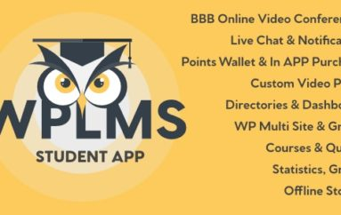 WPLMS Learning Management System App for Education & eLearning v2.7