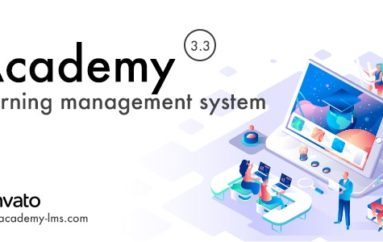 Academy Learning Management System v3.3 – nulled