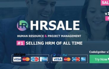 HRSALE v1.1.9 – The Ultimate HRM