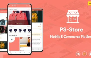 PS Store v2.4 – Mobile eCommerce App for Every Business Owner