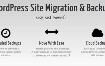 Duplicator Pro v3.8.8 – WordPress Site Migration & BackUp