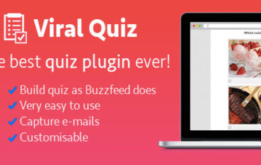 WordPress Viral Quiz v4.0.2 – BuzzFeed Quiz Builder