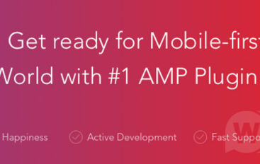 AMP for WP v1.0.34 + Extension Bundle