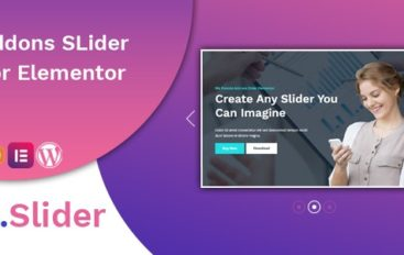 E.Slider v1.0.1 – Add ons slider for Elementor