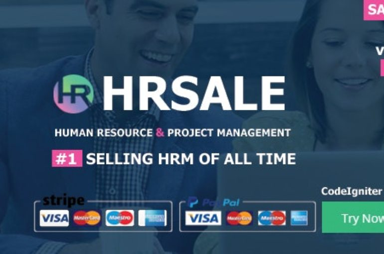 HRSALE v1.1.10 – The Ultimate HRM